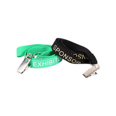 Picture of Lanyard Environmentally Friendly Cotton