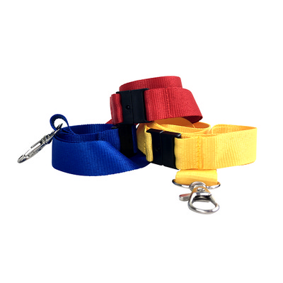 Picture of Gemini 20mm Plain Lanyard with Dog ClipC