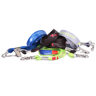 Picture of Lanyard Taurus 20mm Full Colour Smooth F