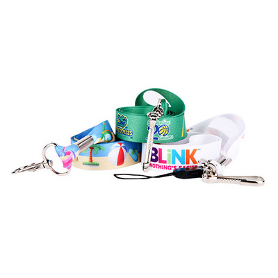 Picture of Lanyard Taurus 25mm Full Colour Smooth F