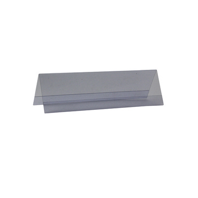 Picture of Table Tents Flexible Large with Blank In