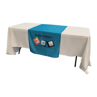 Picture of Sublimated Custom Print Table Runner Sma