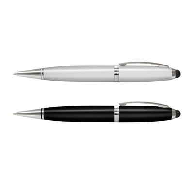 Picture of Exocet 4GB Flash Drive Ball Pen