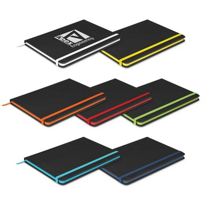Picture of Omega Black Notebook