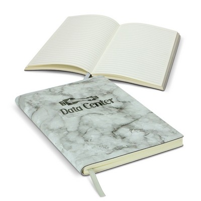 Picture of Marble Soft Cover Notebook