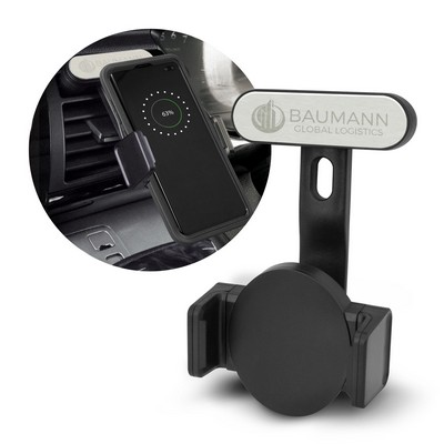 Picture of Zamora Wireless Charging Phone Holder