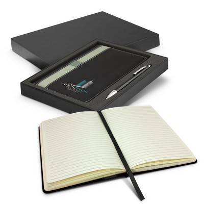 Picture of Prescott Notebook and Pen Gift Set
