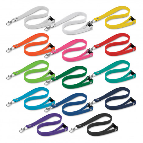 Picture of Silicone Lanyard