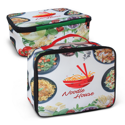 Picture of Zest Lunch Cooler Bag - Full Colour