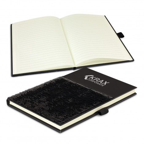 Picture of Sequin Notebook