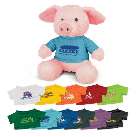 Picture of Pig Plush Toy