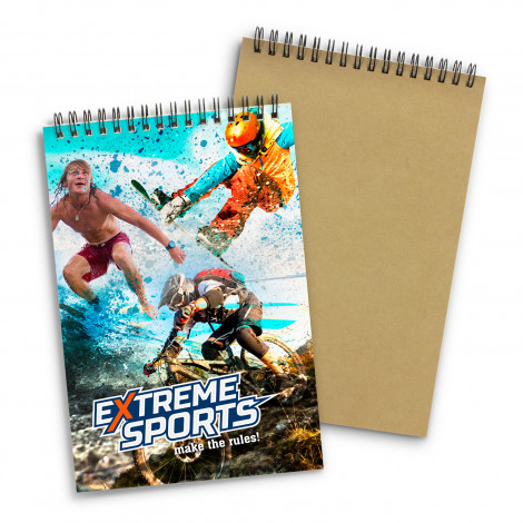 Picture of Scribe Full Colour Note Pad - Medium