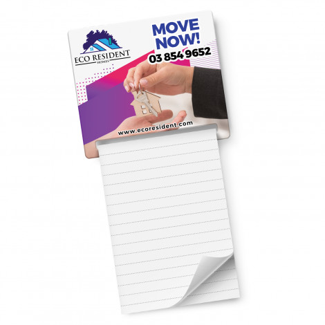 Picture of Magnetic Memo Pad - A7