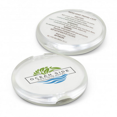 Picture of Hand Soap Travel Case - Round