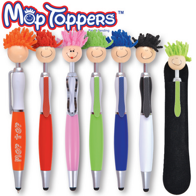 Picture of Mop Top Pen  Stylus