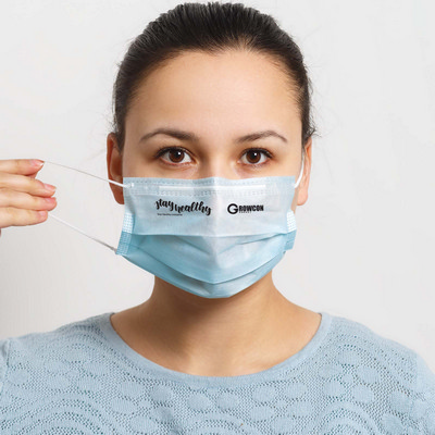 Picture of Disposable 3 Ply Face Mask