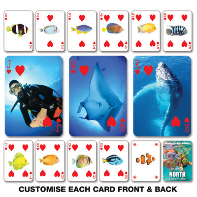 Picture of Snap Playing Cards