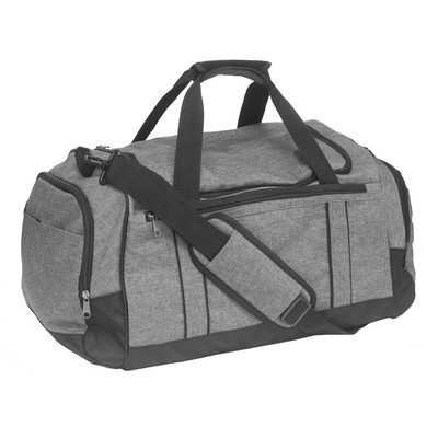 Picture of Collective Duffle Bag Grey