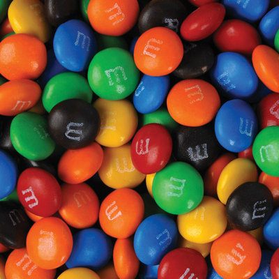 Picture of Assorted Colour M&M s