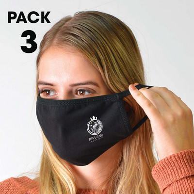 Picture of 3 Pack -  Armour Face Masks