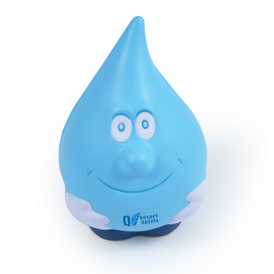 Picture of Water Drop Stress Reliever