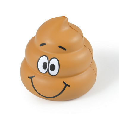 Picture of Poo Emoji Stress Reliever