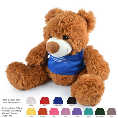 Picture of Coco Plush Teddy Bear