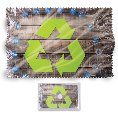 Picture of Recycled PET Microfibre Lens Cloth