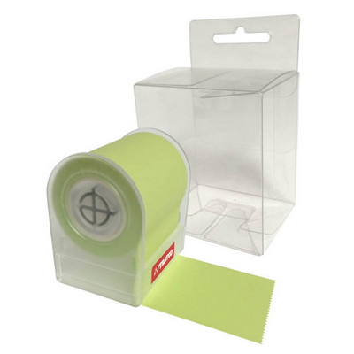 Picture of Unprinted roll notes in printed dispenserDUMMY