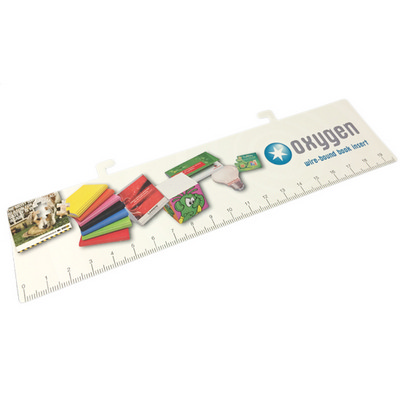 Picture of Bookmarks for wiro 200x50+10mm 2 sided