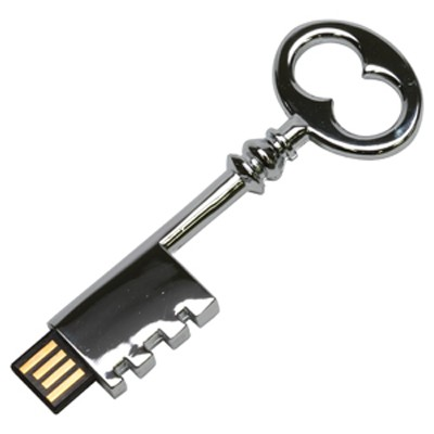 Picture of Skeleton Key Flash Drive 1GB