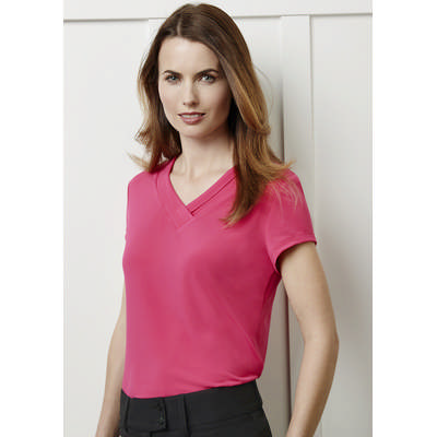 Picture of Ladies Lana Short Sleeve Top