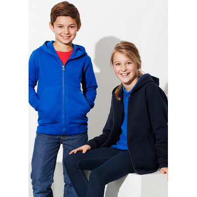 Picture of Kids Crew Zip Hoodie
