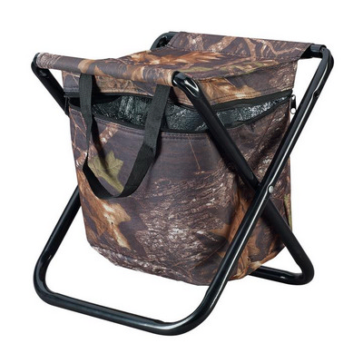 Picture of Camp Stool with Cooler