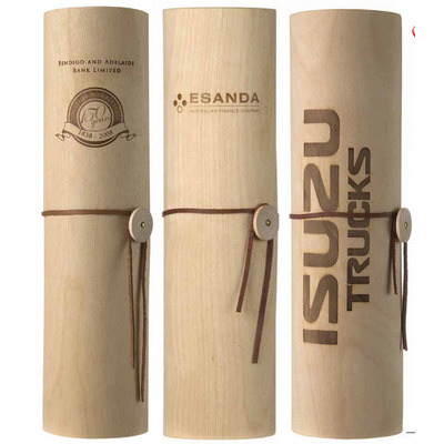 Picture of Timber Wine Cylinders