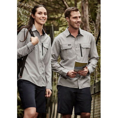 Picture of Womens Outdoor LS Shirt
