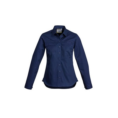 Picture of Womens Lightweight Tradie LS Shirt