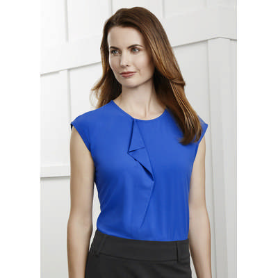 Picture of Ladies Mia Pleat Knit Top