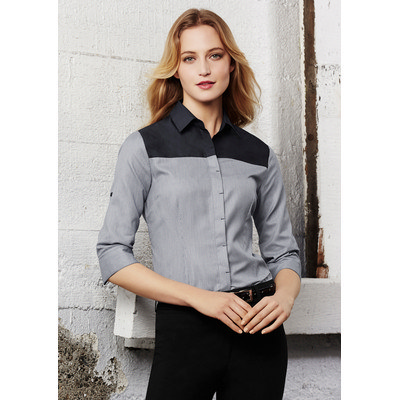 Picture of Ladies Havana 34 Sleeve Shirt