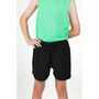 4 way stretch fabric kids shorts
