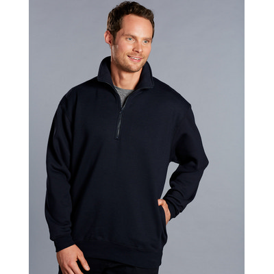 Picture of S-3XL Mens Falcon Fleece Sweat Top