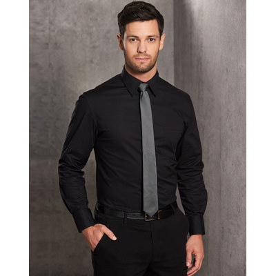 Picture of Mens CottonPoly Stretch Long Sheeve Shirt