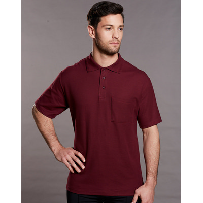 Picture of Unisex Pocket Polo