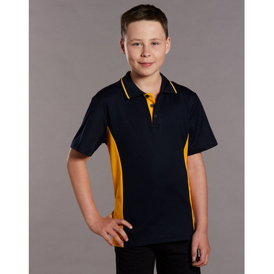 Picture of Kids Teammate Polo