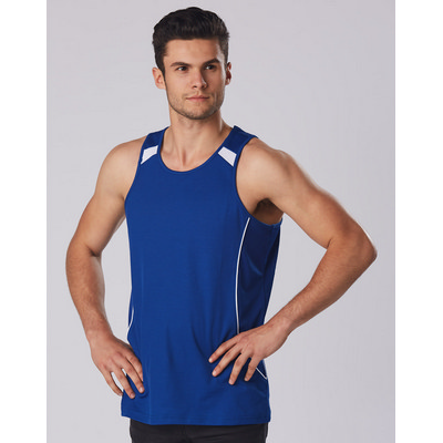 Picture of Mens Legend Singlet