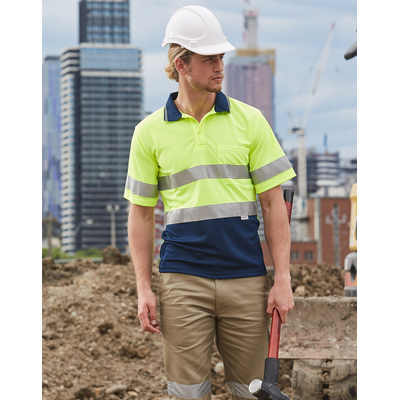 Picture of Short Sleeve Safety Polo