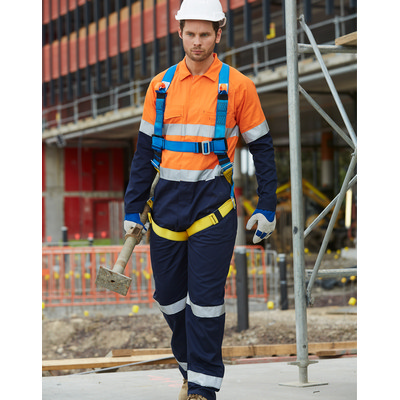 Picture of Mens Two Tone Coverall