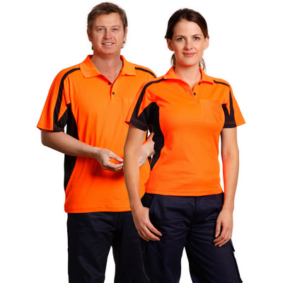 Picture of Hi-Vis Fashion Polo Unisex