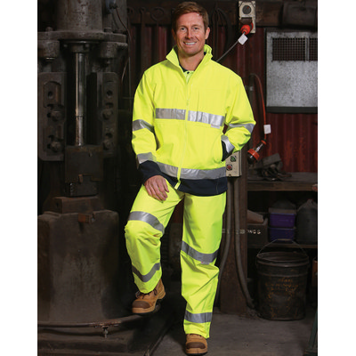 Picture of Hi-Vis Safety Jacket