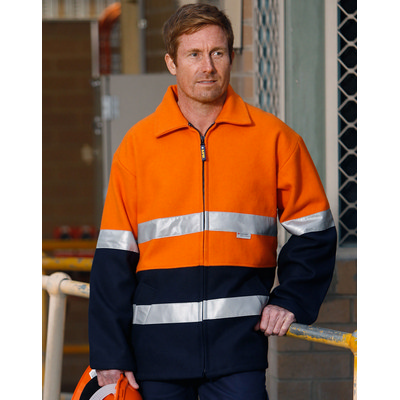 Picture of Hi-Vis Two Tone Bluey Jacket